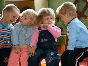 Как научить ребенка общаться с другими