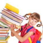 школа, книги